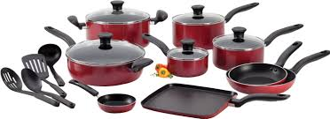 Non Stick Cookware For Induction Cooktops T Fal Initiatives Cookware Review A Cheap Set