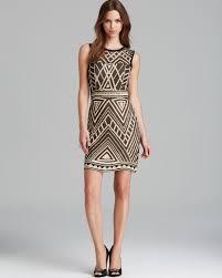 miller dresses miller dress sleeveless sequin illusion in lyst