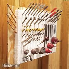 workshop organization tips family handyman