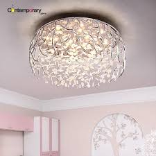 Contemporary Flush Ceiling Lights 40 Best Ideas Of Contemporary Flush Mount Chandelier