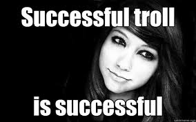 Boxxy Meme - successful troll is successful boxxy is success no disappoint