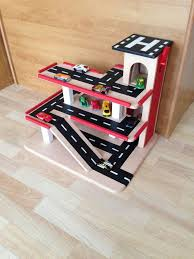 Woodworking Plans Toy Garage by 12 Best Build Your Own Toy Car Garages U0026 Ramps Diy Toy Creation