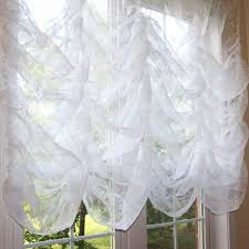 Balloon Curtains For Living Room Balloon Style Curtains 100 Images Decorating Your Windows With