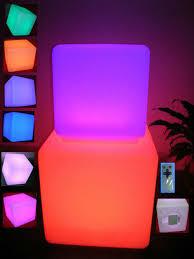 led cubes led cubes 16 inch led decoration led furniture light up cube