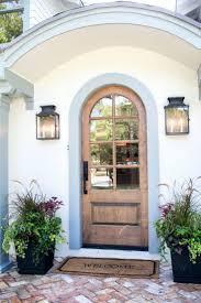 front door with sidelight side panel window love alternative