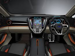 subaru suv 2016 interior 2017 subaru viziv interior autosdrive info