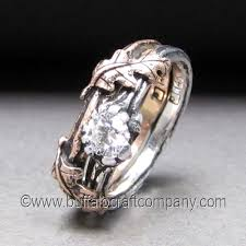 timeless wedding rings world nature inspired engagement rings wedding bands
