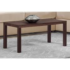 mainstays parsons end table mainstays parsons rectangular sturdy coffee table canwal walmart com