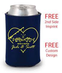 wedding can koozies wedding koozies personalized wedding koozies neoprene wedding