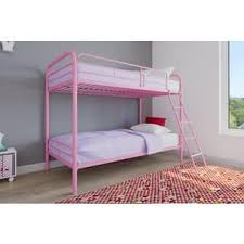 Bunk Beds Pink Pink Toddler Beds For Less Overstock