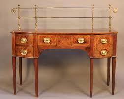 georgian mahogany adam style sideboard 247891 sellingantiques