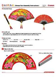 how to make a fan how to make a fabric fan fans fans and fabrics