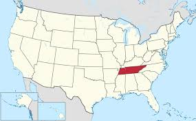 Kentucky Tennessee Map by List Of Municipalities In Tennessee Wikipedia