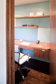 Floating Office Desk Floating Shelves Office Bedroom Contemporary With Desk Nook