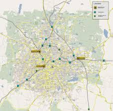 Bangalore Metro Map Phase 3 by Bangalore Public Transport