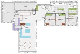 plan maison 150m2 4 chambres plan maison plain pied 4 chambres en l