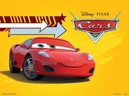 cars ferrari michael schumacher as a ferrari f430 in pixar u0027s cars movie desktop