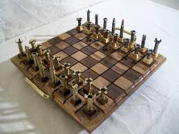 fancy chess boards caliber 223 unique chess set for cautious players extravaganzi