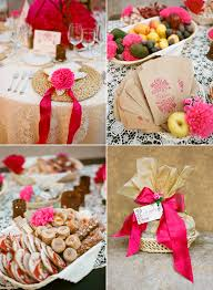 mexican wedding favors inspired wedding the wedding decorator a gorgeous