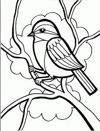 coloring page birds funycoloring