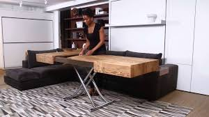 Dining Room Furniture Furniture Cristallo Resource Furniture Transforming Tables Youtube