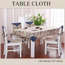 modern tablecloth linen fabric dining tablecloth table cloth