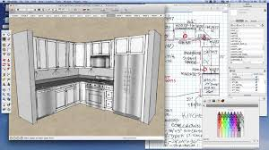sketchup tutorial kitchen old v1 sketchup layout kitchen tutorial a kbcd youtube