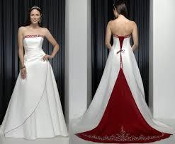 Red Wedding Dresses Mary U0027s Bridal White Ivory Red Wedding Dresses M7973 Dresses