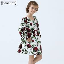 Little Girls Clothing Stores Online Get Cheap Girls Holiday Clothes Aliexpress Com Alibaba Group