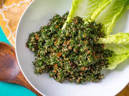 best salad recipes the best tabbouleh salad recipe serious eats