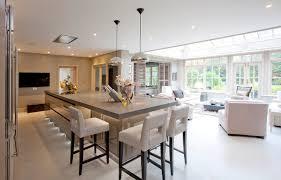 Concrete Kitchen Floor by Microcrete Polished Concrete Flooring Contemporary Kitchen