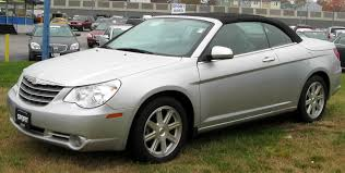 2010 chrysler sebring information and photos zombiedrive