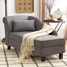 Armchair Chaise Lounge Furniture Bench Chaise Lounge Microfiber Chaise Lounge