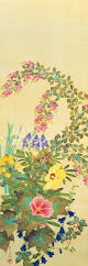 Japanese Flower Artwork - 377 best japan old art images on pinterest woodblock print