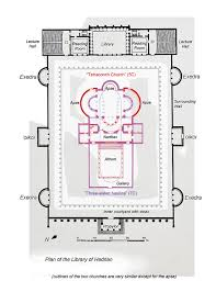 small house plans with inner courtyard the library of hadrian athens article ancient history