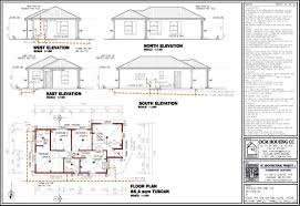 low cost house plans with estimate bedroom bungalow floor inspired