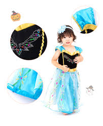 frozen dress for halloween shussanjunbi akachan market rakuten global market kids fancy