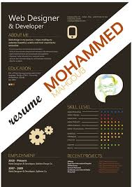 Web Designer Resume Sample by 133 Best Creative Resumes Images On Pinterest Resume Ideas