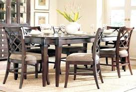Extending Dining Room Table Dining Table Round Dining Room Table With 6 Chairs Round