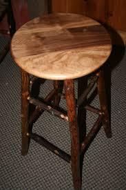 rustic bar stools u2014 barn wood furniture rustic barnwood and log