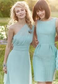 robin egg blue bridesmaid dresses one shoulder bridesmaid dresses design ideas weddceremony com