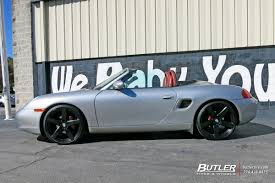 custom porsche boxster porsche boxster with 20in victor baden wheels exclusively from