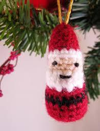 lucyravenscar crochet creatures mini father christmas free