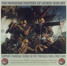 the frontline fighters of world war bee eve
