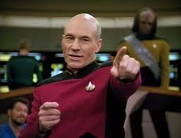 Jean Luc Picard Meme - 30 reasons why captain picard is better than captain kirk page 10