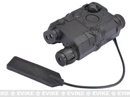 laser and light combo matrix peq 15 type laser flashlight combo w remote pressure switch