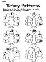 printable math sheets for thanksgiving happy thanksgiving
