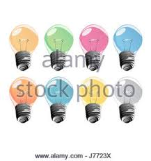 lighted tungsten light bulb stock photo royalty free image