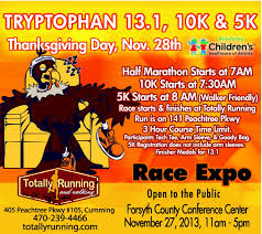 thanksgiving 5k totally running archives local things to do in