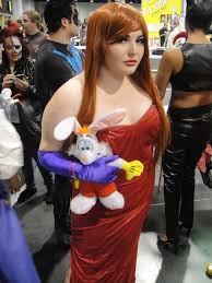 jessica rabbit who framed roger rabbit file wizard world anaheim 2011 jessica rabbit from who framed